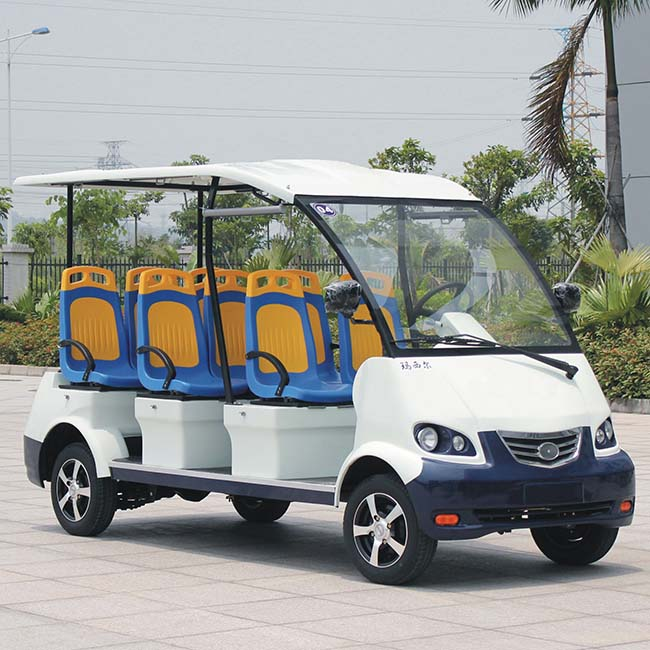 CE Approve 8 Seats Electric City Sightseeing Car (DN-8)