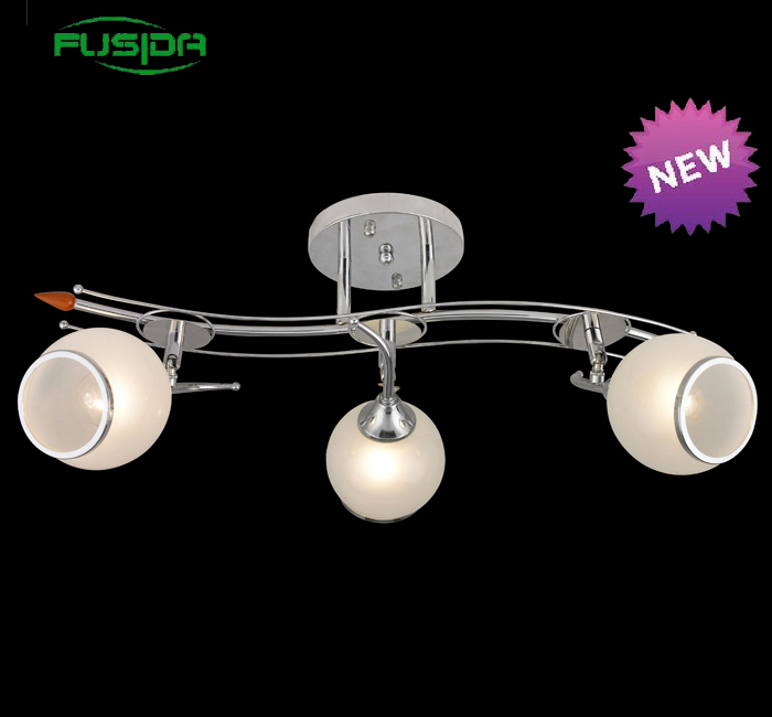 Modern Glass Ceiling Chandelier Ball Lamps (X-6276 series)