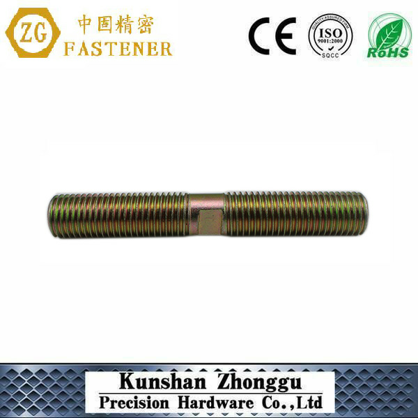 carbon steel Right and left thread bolt