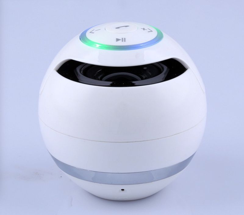 with FM TF Function Magic Ball Bluetooth Speaker