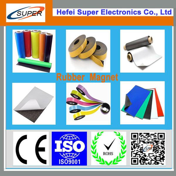 High Quality Soft PVC Fridge Magnet