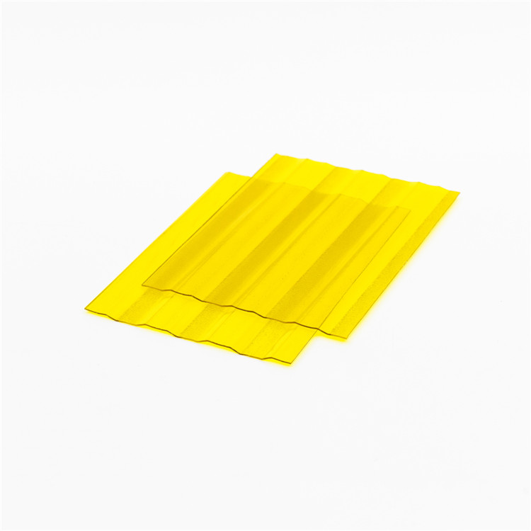 Roof Color Corrugated Plastic Sheet
