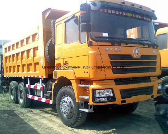 Shacman Heavy Truck F3000&F2000 8*4 Dump Truck