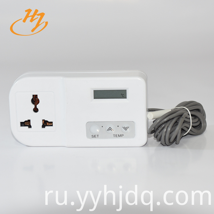 Household 230V-15A Plug-In Temperature Controller