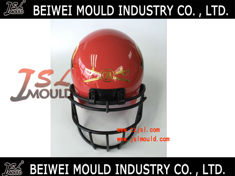 High Quality Plastic Football Helmet