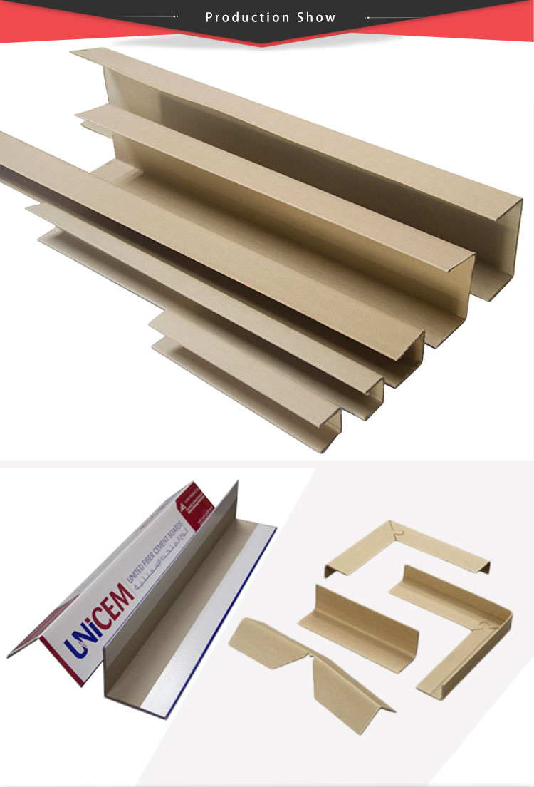 High Quality Kraft Paper Corner