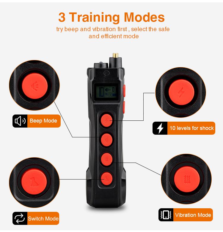 Shock Vibration Beep Electronic Trainer