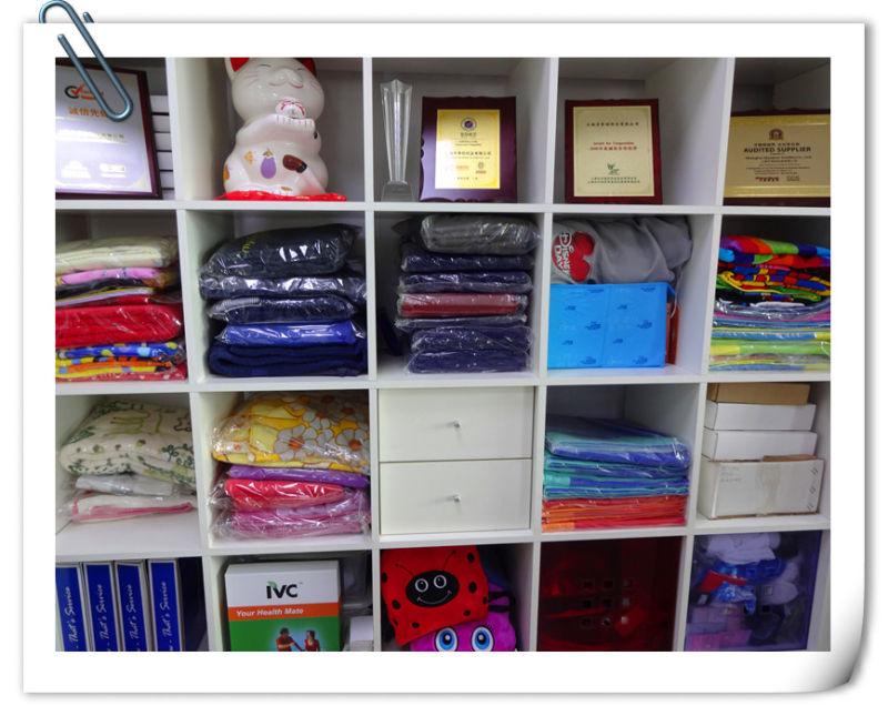 Custom Logo Printing Polar Fleece Blanket (SSB0191)