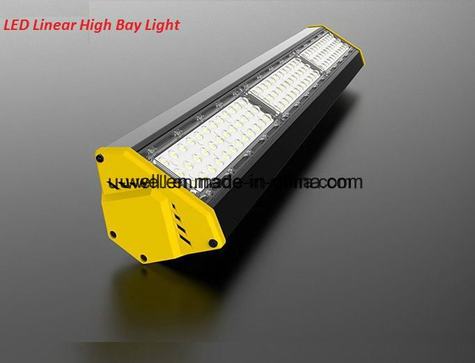 China High Power Linear LED High Bay Light Industrial LED Lighting 100W