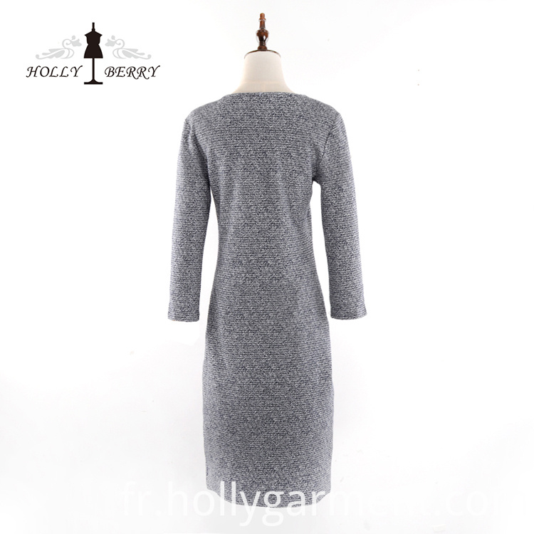 Women Long-Sleeve Dress