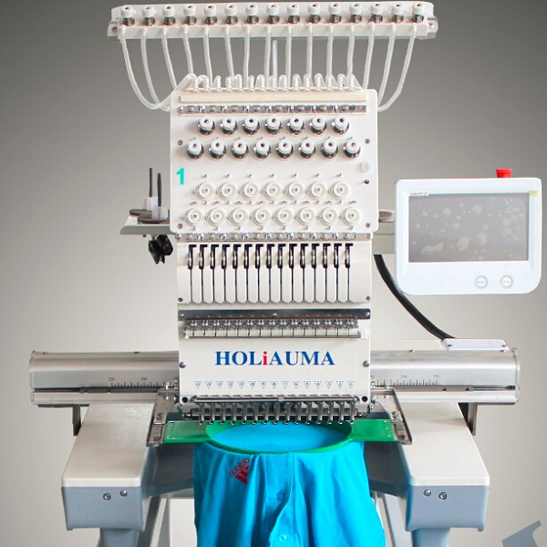 High Quality Single Head Computer Embroidery Machine Price