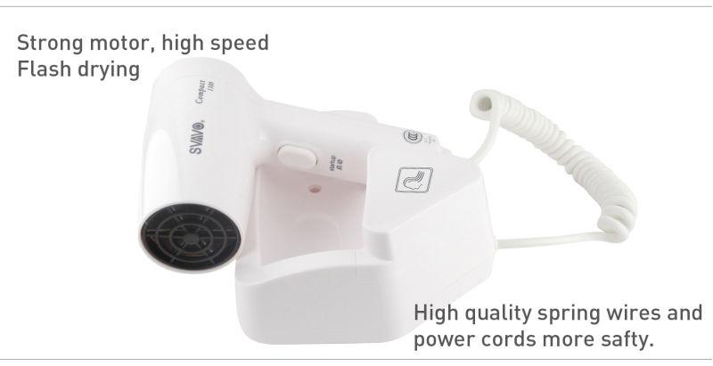 Professional Hair Dryer Hair Dryer Wireless Hair Dryer V-173
