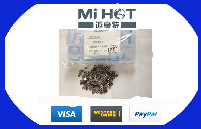 Common Rail Fuel Injector Adjusting Shim of Z05vc04002