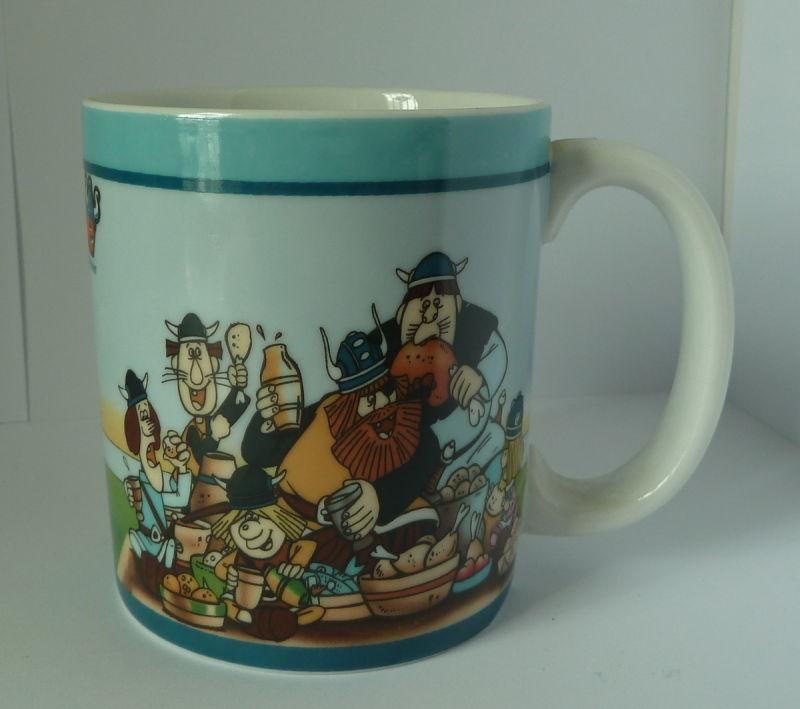 Ceramic Coffee Cup (CY-P147C)