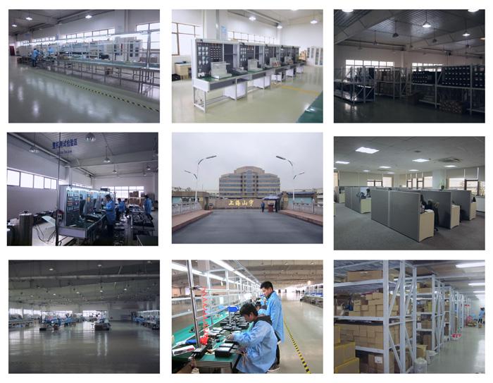 Shanghai Sanyu High Performance Vector Control VFD of Pump Application