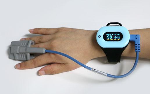 Medical SpO2 Monitor