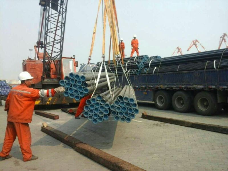 Hot Rolled Seamless Steel Pipe with ASTM A106