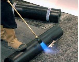 Torched Bitumen Waterproofing Felt /20 Year -Experience Manufacturer