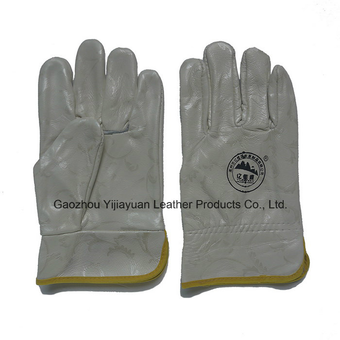 Furniture Leather Working Safety Protective Hand Gloves for Riggers