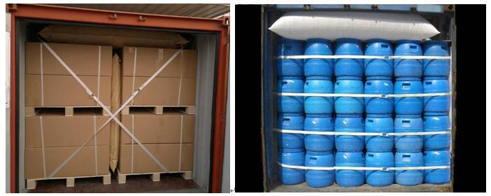 White PP Woven Inflatable Shockproof Ppwoven Dunnage Air Bag Manufacturer