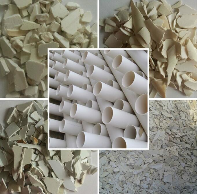 Plastic Raw Material Factory, PVC Scrap and Resin, PP, HDPE, LDPE Granules