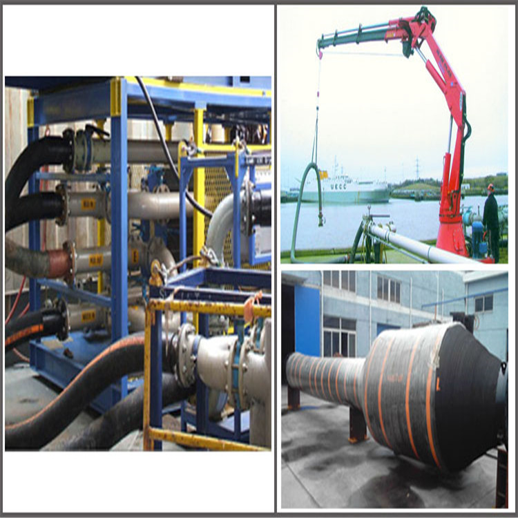 Flexible Heavy Duty Discharge Dock Hose
