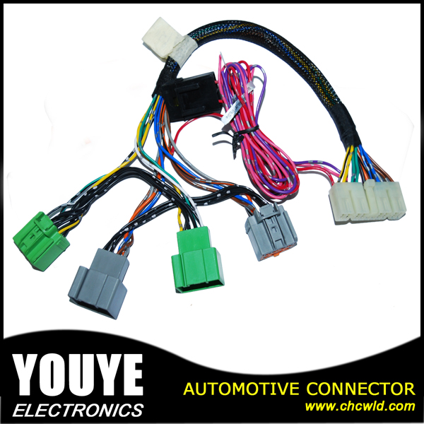 15 Years 24 Pin Jeep Trailer Electric Wire Harness with Top Quality