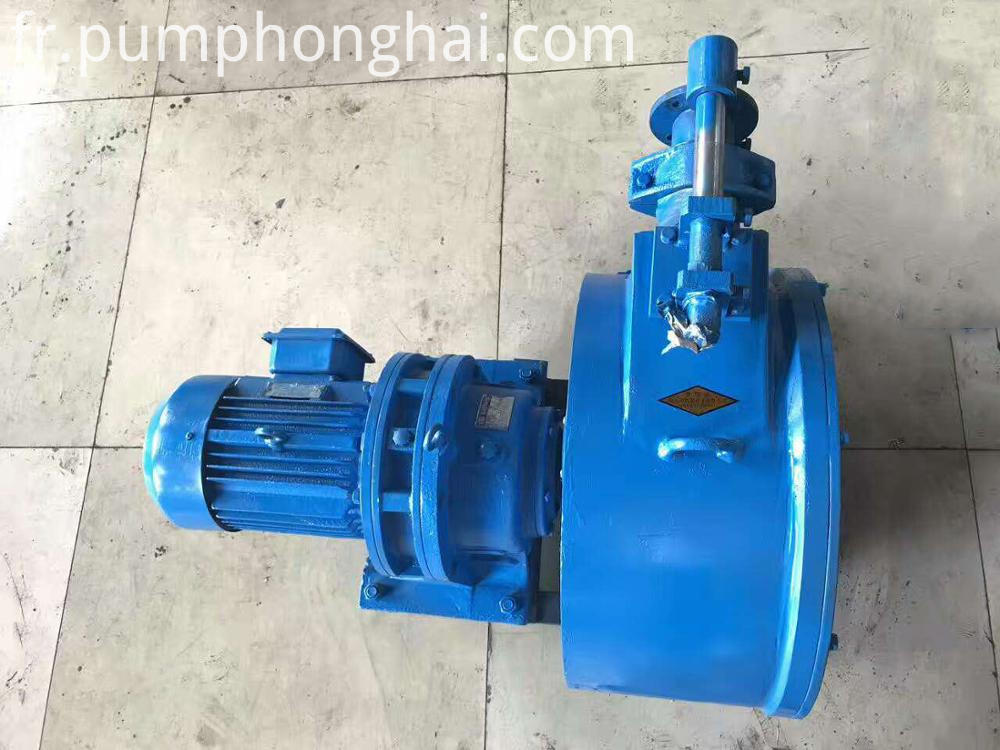 Full Sealed Hose Squeeze Pump