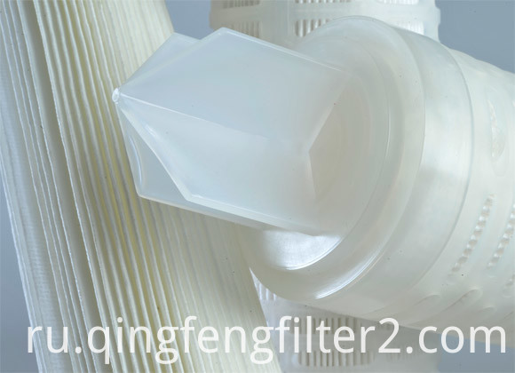PP Membrane Pleated Water Filter Cartridge