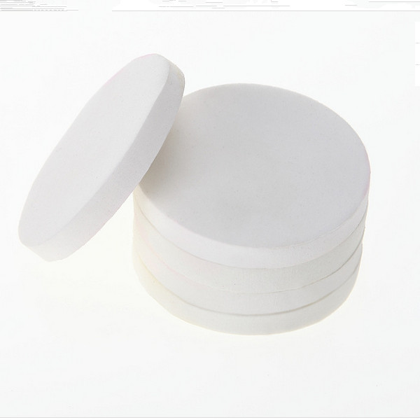 High Quality Round Cosmetic Fluffy Powder Puff Wholesale