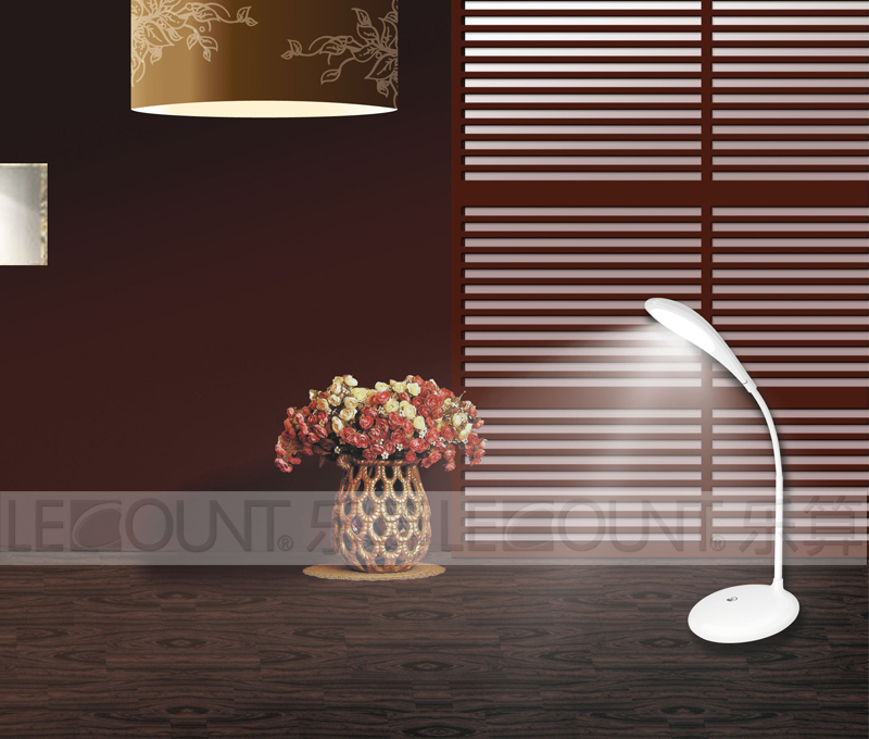 ABS Touch-Sensitive LED Table Lamp (LTB715)