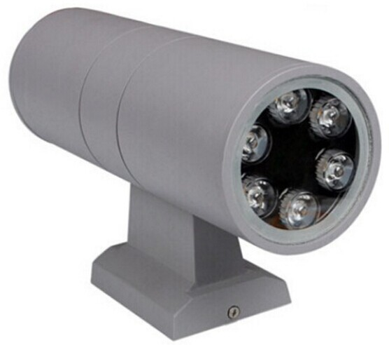 Outdoor 24W RGB LED Wall Light