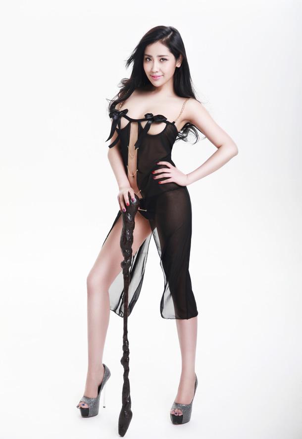 Women Sexy Nightwear Transparent Hot Two Pieces Set