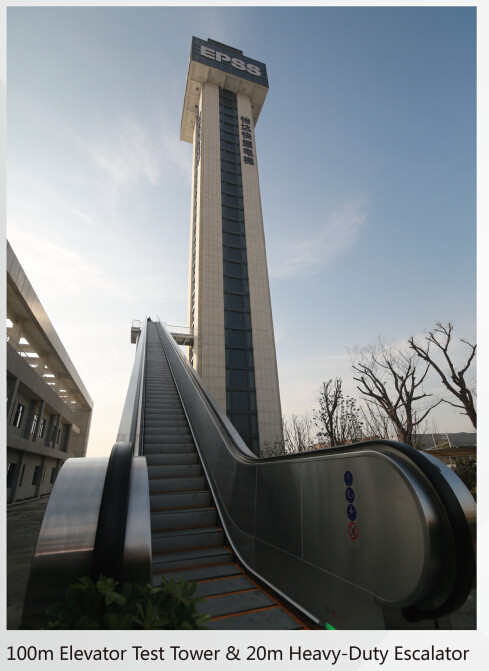 Vvvf Control Indoor Escalator with 35 Degree 1000mm Width Step