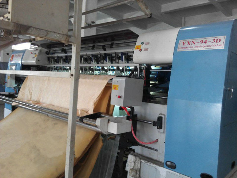High Speed Mattress Quilting Machine with High Quality