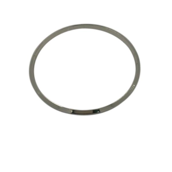 Fashion Ornament Custom Large Hang Metal Ring