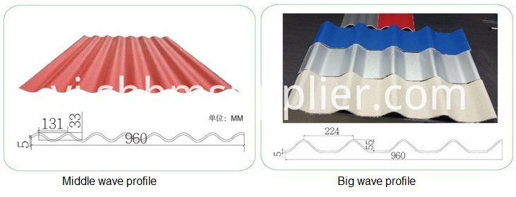 Insulated polymer roof tile