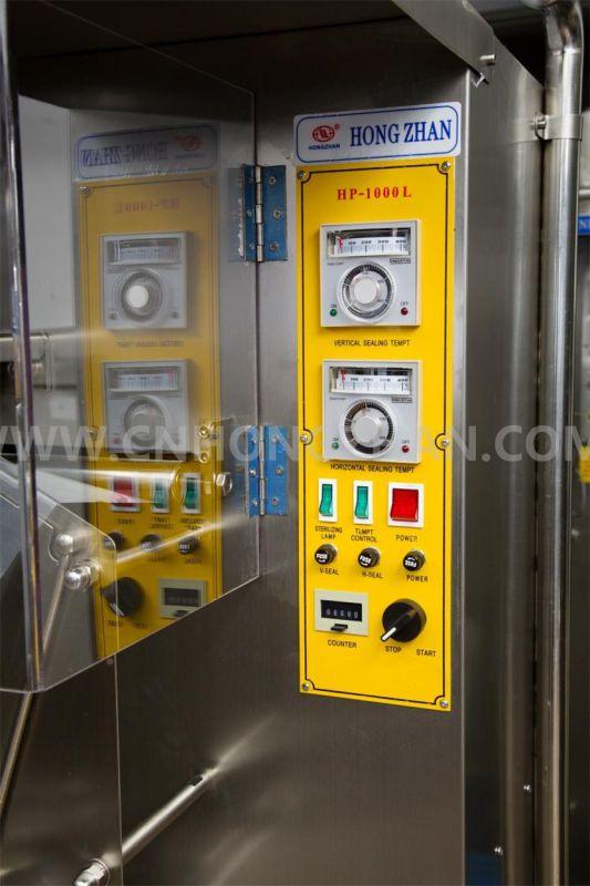 Hongzhan HP1000L-I Automatic Liquid Packing Machine for Water Sachet