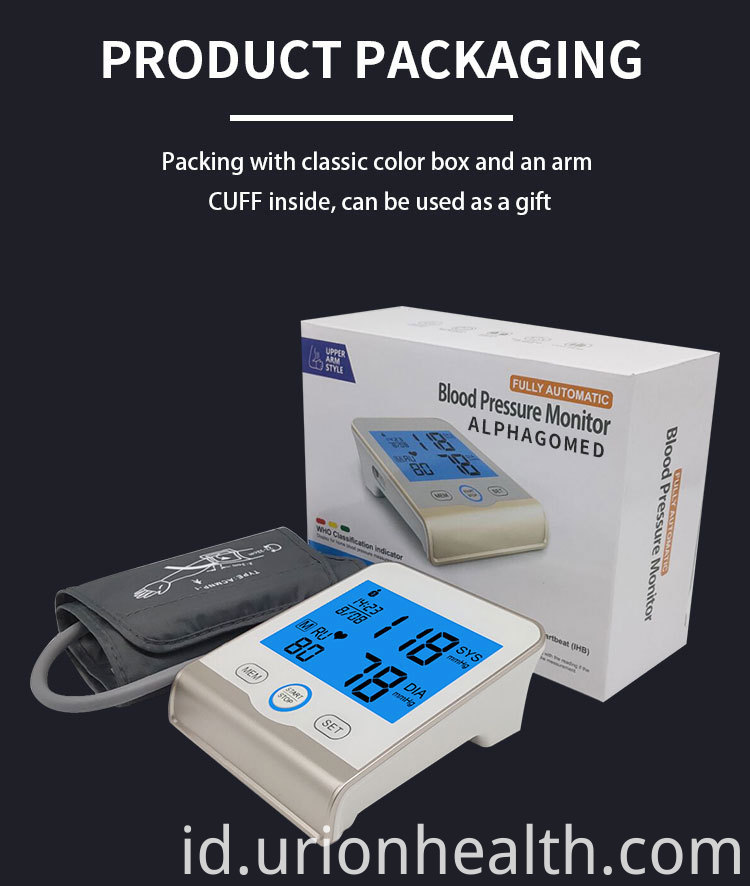 professional blood pressure monitor