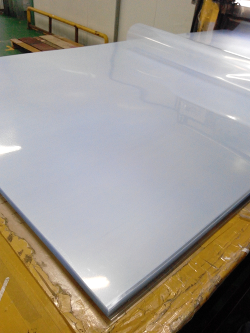 PVC Transparent Sheet for Printing
