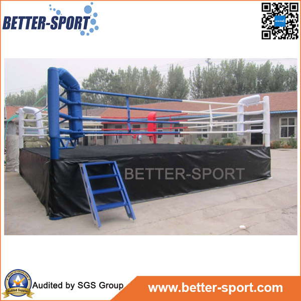 Heavy Duty International Boxing Ring with Height