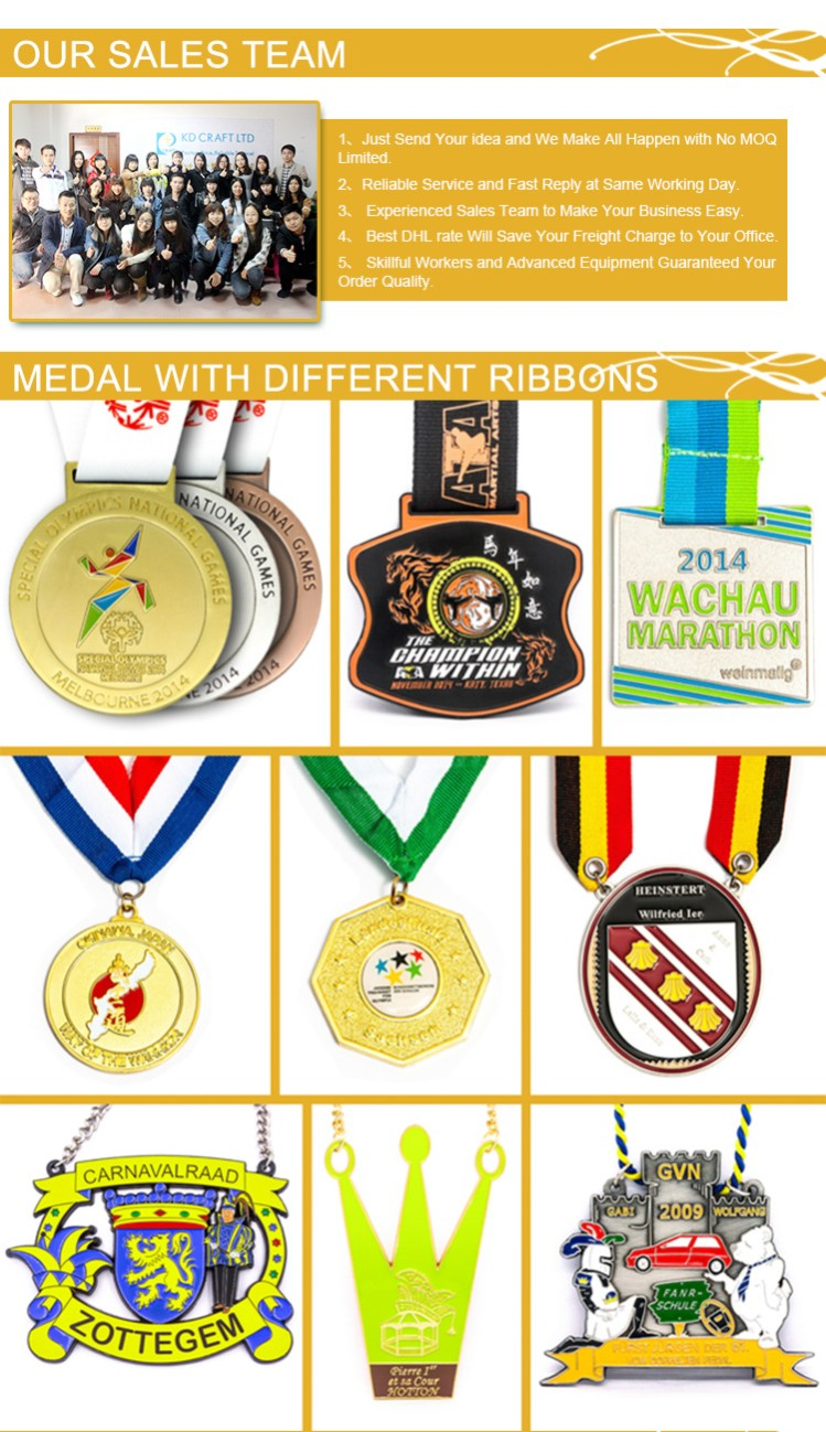 Supply Custom Award Antique Silver Medals for Shooting Games