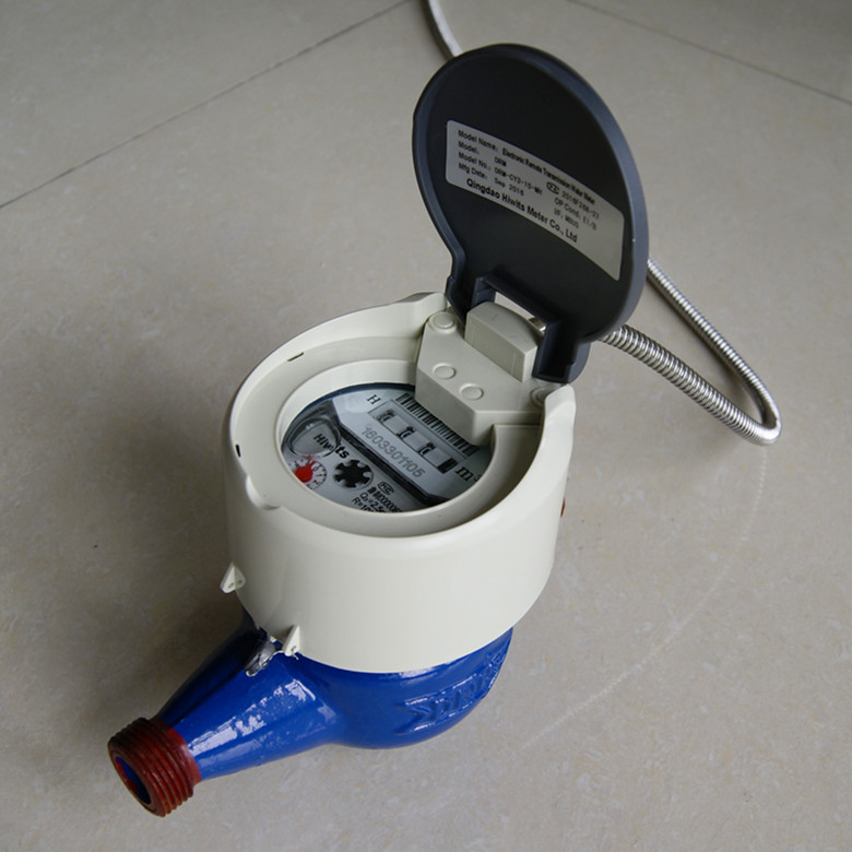 Cheap Electronic Photoelectric Direct Reading ISO 4064 Class B Water Meter