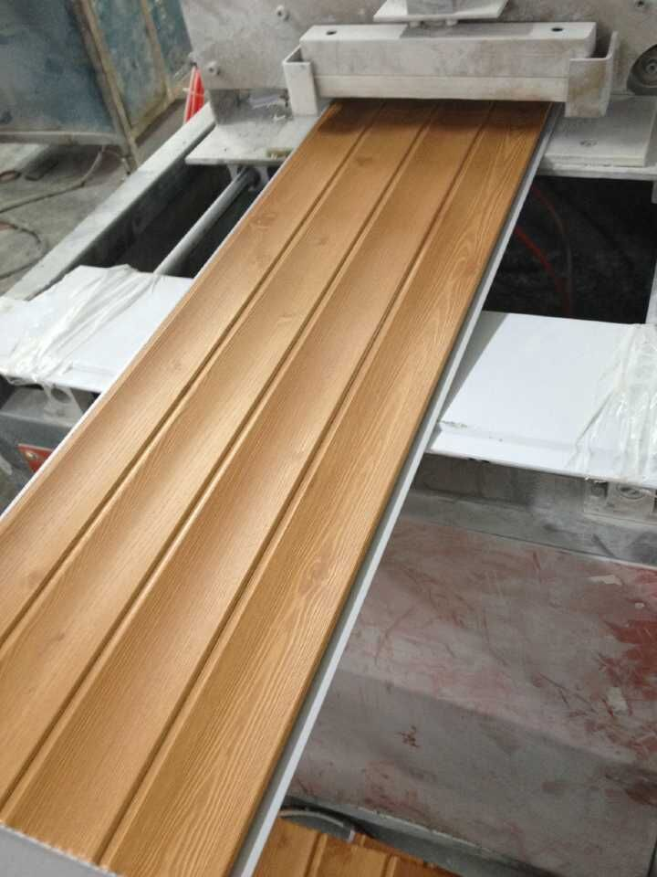 25cm Wave Laminated PVC Wall Panel 2015 in China