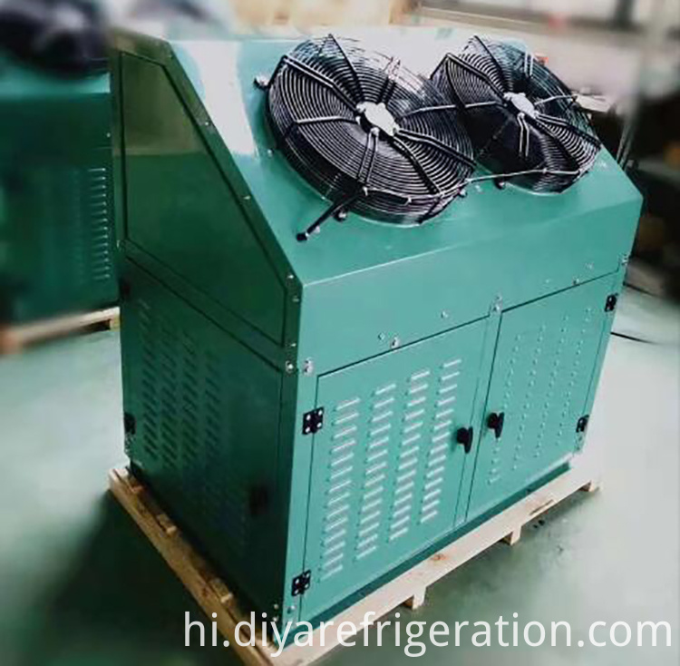 Refrigeration Air Cooled Condensing Unit
