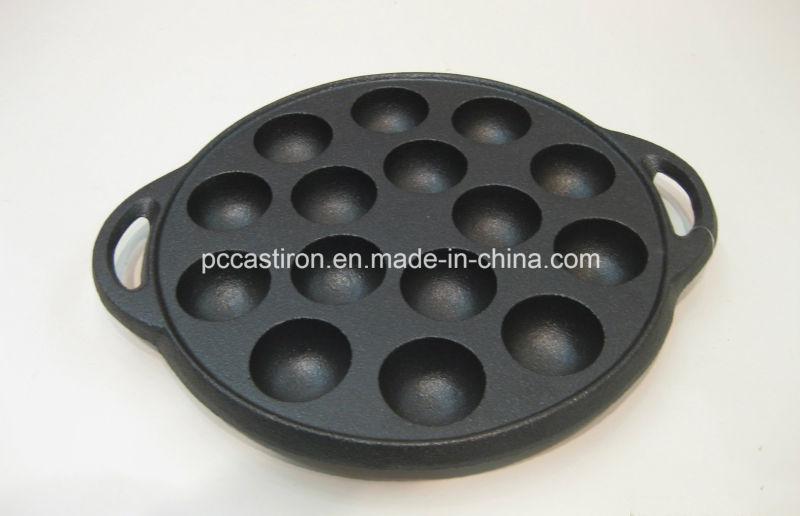 Preseasoned Cast Iron Bakeware for Cake