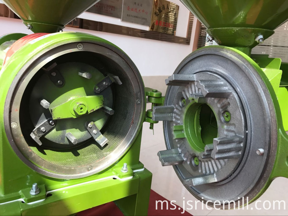 Corn Mill Machine