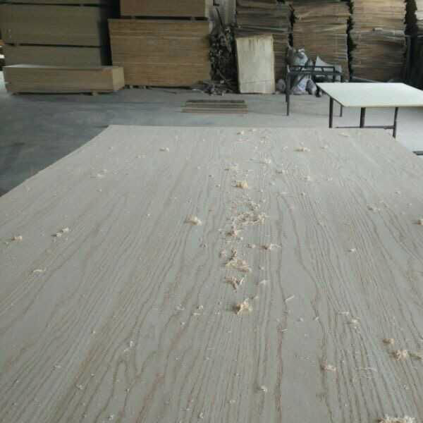 Natural Wood Veneer Chipboard