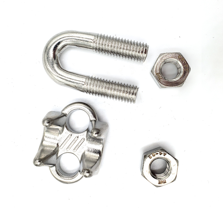 heavy duty wire rope clip