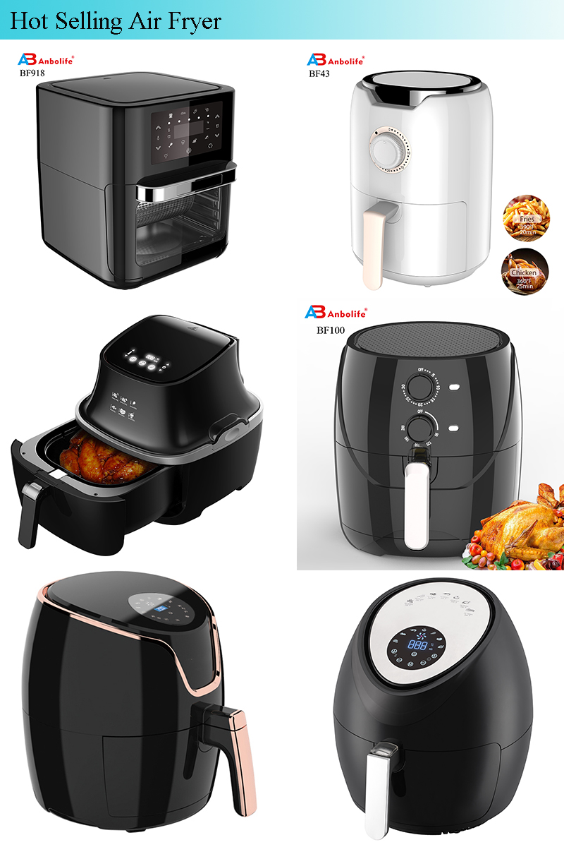 manual control Air Fryer Oven